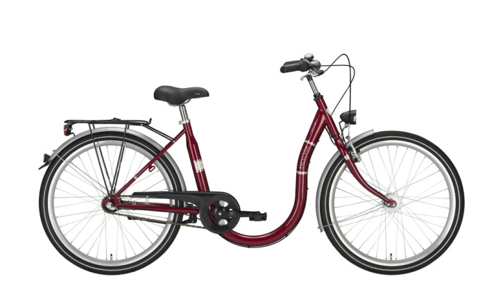 Citybike Excelsior Easy Step ND rot 2020