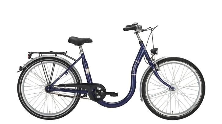 Citybike Excelsior Easy Step ND blau 2020
