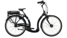 E-Bike Excelsior Tiefeinsteiger E schwarz
