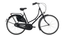 Hollandrad Excelsior Classic ND schwarz