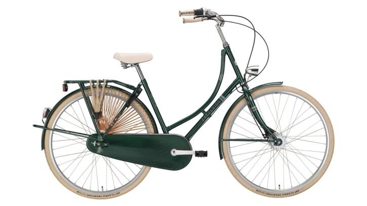 Hollandrad Excelsior Royal ND RB grün 2020