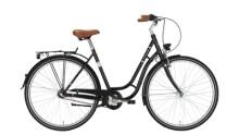 Citybike Excelsior Touring ND schwarz,braun