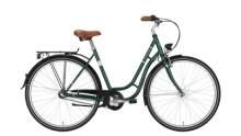 Citybike Excelsior Touring ND grün,braun