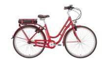 E-Bike Excelsior Swan Retro E rot
