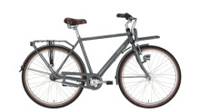 Citybike Excelsior Swan-Retro FT Alu grau