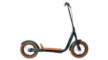 Kinder / Jugend Excelsior Retro Scooter grün