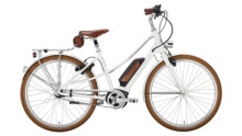 E-Bike Excelsior Vintage E Deluxe weiß