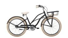 Cruiser-Bike Excelsior Chillax schwarz