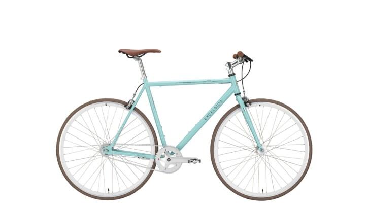Urban-Bike Excelsior Gaudy blau 2020