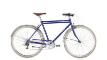 Urban-Bike Excelsior Vintage D blau