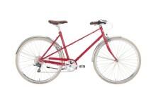 Urban-Bike Excelsior Vintage D rot