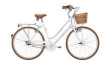 Citybike Excelsior Glorious weiß