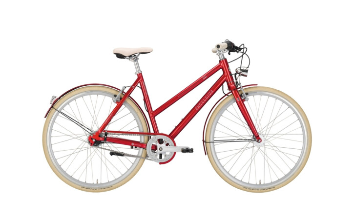 Urban-Bike Excelsior Fizz rot 2020