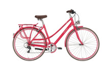 Trekkingbike Excelsior Fancy D rot