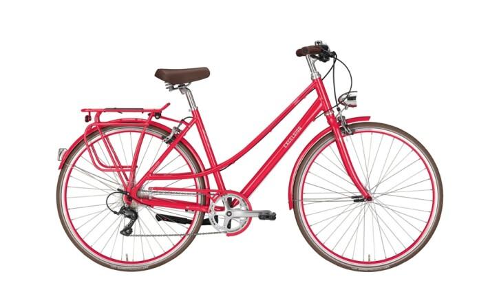 Trekkingbike Excelsior Fancy D rot 2020