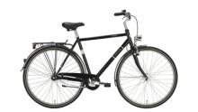 Citybike Excelsior Touring Niro ND schwarz