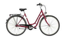 Citybike Excelsior Touring Niro ND rot