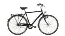Citybike Excelsior Touring Niro schwarz