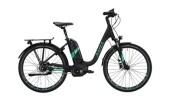 E-Bike KAYZA TANANA DRY 5 schwarz,grün