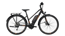 E-Bike KAYZA TANANA DRY 2 schwarz,orange