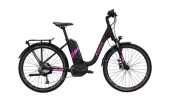 E-Bike KAYZA TANANA DRY 4 schwarz,violett