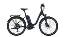 E-Bike KAYZA TANANA DRY 6 schwarz,blau