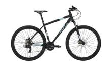 Mountainbike KAYZA GARUA 2 schwarz,blau