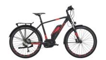 E-Bike KAYZA HYDRIC DRY 4 schwarz,rot