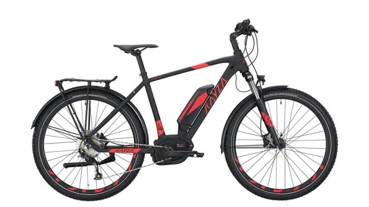 E-Bike KAYZA HYDRIC DRY 4 schwarz,rot 2020