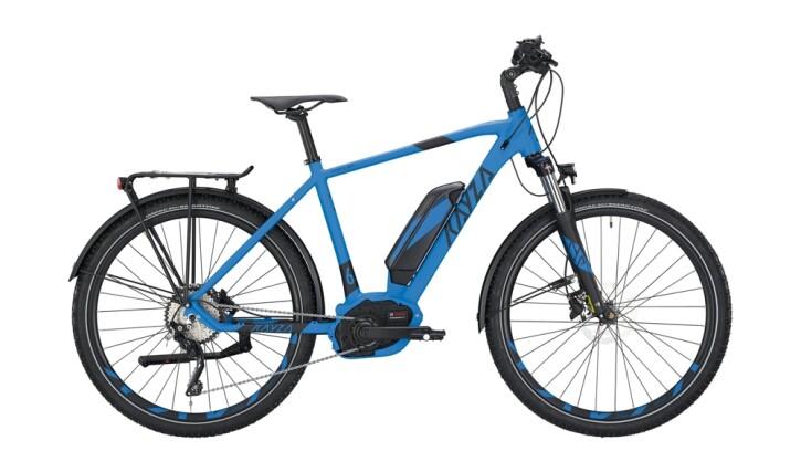 E-Bike KAYZA HYDRIC DRY 6 schwarz,blau 2020