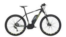 E-Bike KAYZA SAPRIC 2 schwarz,grün