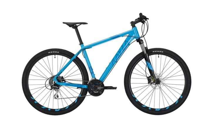 Mountainbike KAYZA GARUA 4 blau 2020