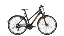 Trekkingbike KAYZA NITI DRY 2 schwarz,orange