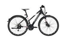 Trekkingbike KAYZA NITI  DRY 6 schwarz,weiß