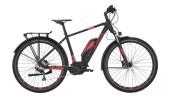 E-Bike KAYZA SAPRIC DRY 4 schwarz,rot