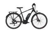 E-Bike KAYZA TALIK DRY 6 schwarz,rot