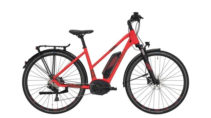E-Bike KAYZA TANANA DRY 6 rot 2020
