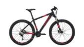 Mountainbike KAYZA SPODIC 8 schwarz,rot