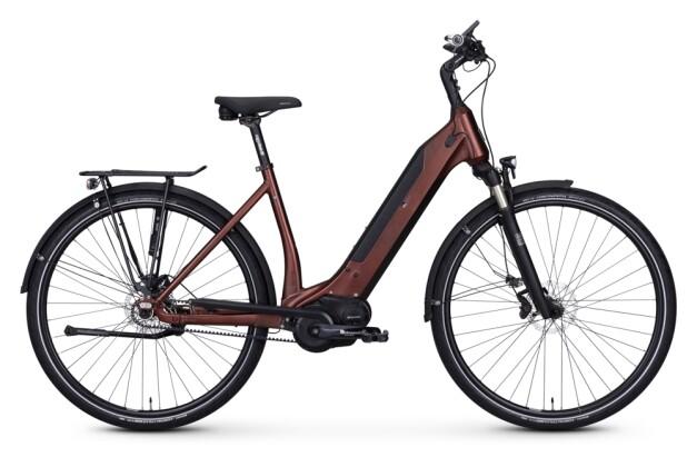 E-Bike e-bike manufaktur 8CHT Continental Revolution 2020
