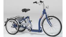 Tandem Pfau-Tec Mobile blau