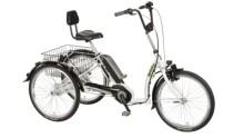 E-Bike Pfau-Tec E-Combo weiß