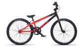 BMX Radio Cobalt Junior schwarz,rot
