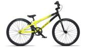 BMX Radio Cobalt Junior schwarz,gelb