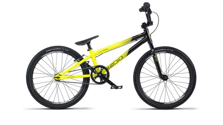 BMX Radio Cobalt Expert schwarz,gelb 2020