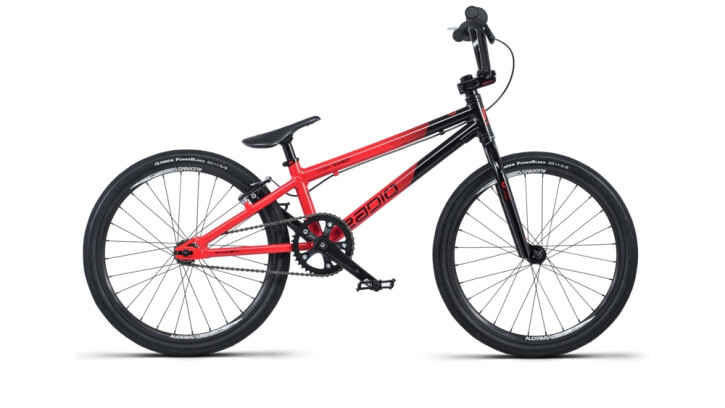 BMX Radio Cobalt Expert schwarz,rot 2020