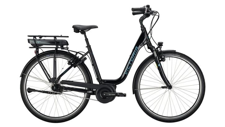E-Bike Victoria eTrekking 5.8 schwarz,blau 2020