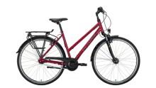 Trekkingbike Victoria Trekking 1.7 rot,grau