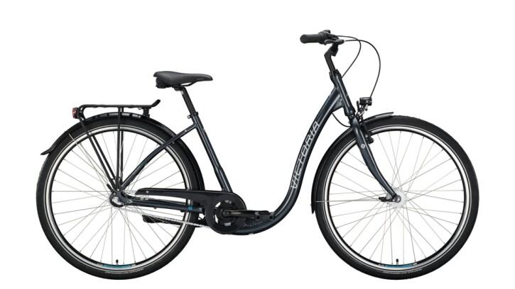 Citybike Victoria Classic 3.7 blau,grau 2020