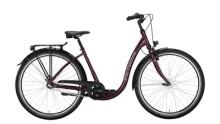 Citybike Victoria Classic 3.7 schwarz,rot