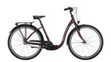 Citybike Victoria Classic 3.3 schwarz,rot